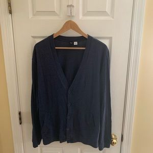 BDG Navy Cardigan